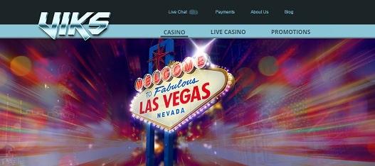 Viks Casino promo