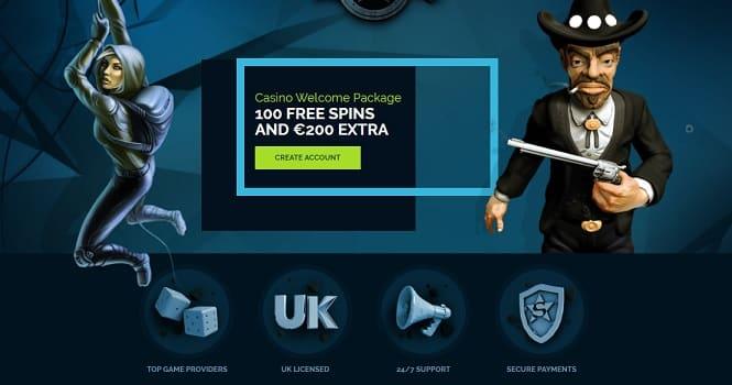 Wixstars Casino bonus + free spins
