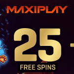 25 Free Spins & 200% up to $/€/£50