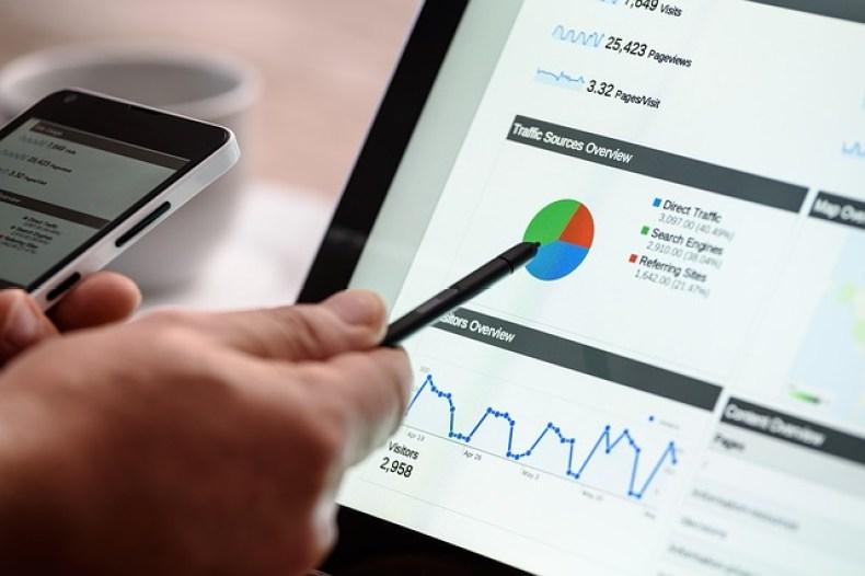 Understanding Google Adwords Cost Per Click, laptop, local SEO