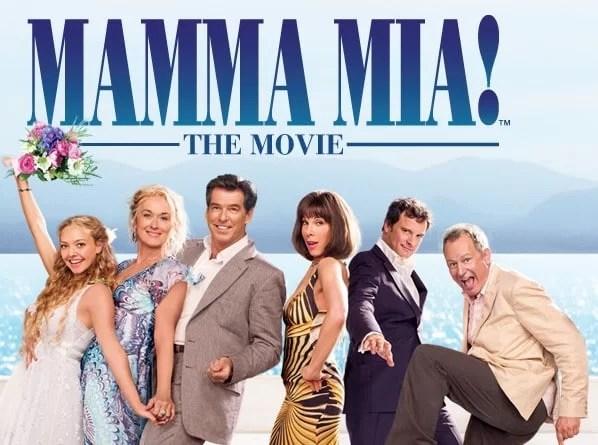Image result for Mamma Mia netflix
