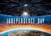 Independence Day Resurgence on Netflix