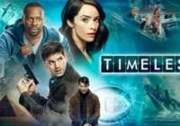 Timeless on Netflix