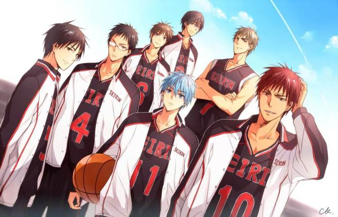 What's the release date of Kuroko's Basketball season 2 on Netflix?