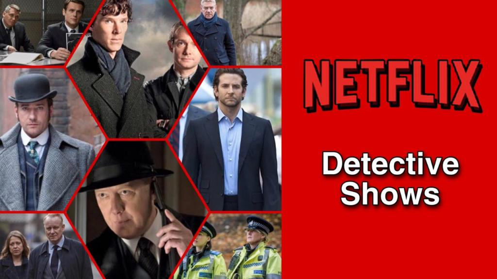 Best Detective shows on Netflix
