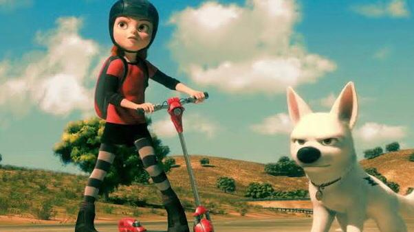 Best Netflix Movie for 13 year olds, Bolt
