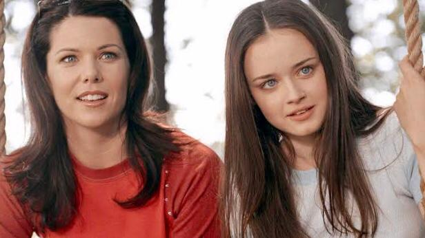 Gilmore Girls watch with your daughter