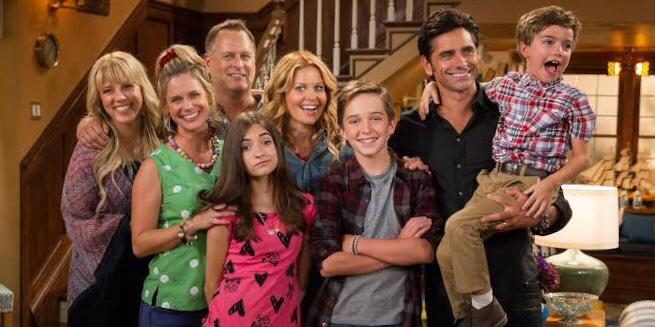 Fuller House available on Netflix