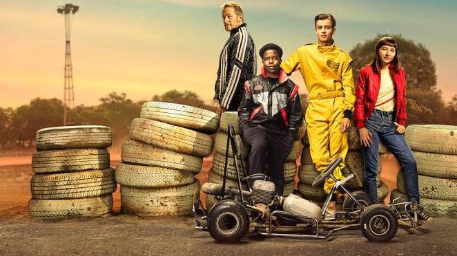 Go Karts netflix movie