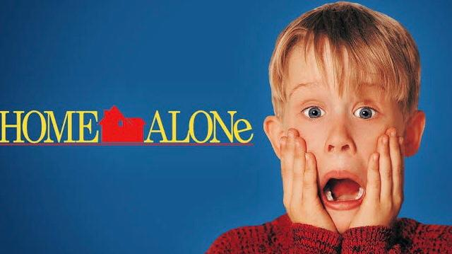 Home Alone movie for kids