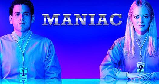 Drama series on netflix Maniac