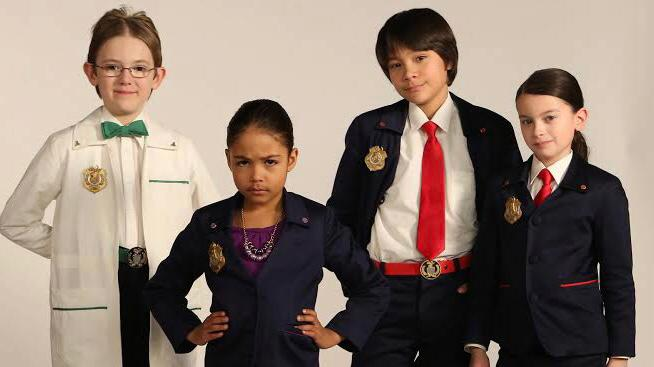 Odd Squad show for 11-12- year olds on netflix