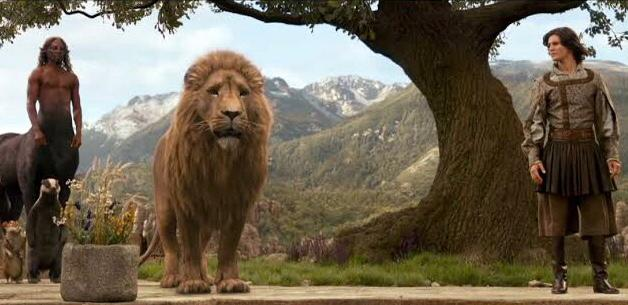 The Chronicles of Narnia netflix movie