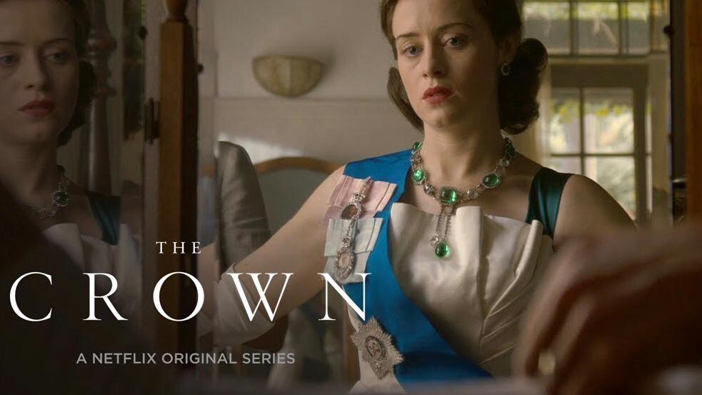 The Crown Hindi dubbed netflix series