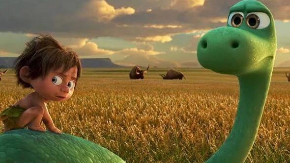 The good dinosaur netflix movie