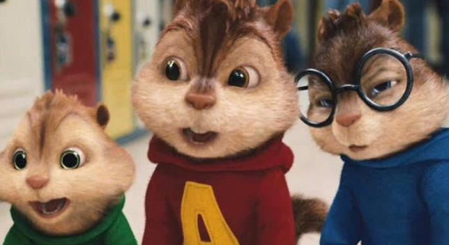 Alvin and the Chipmunks animated movie