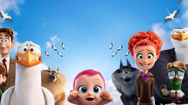 Best Animated Movie on Amazon Prime is Storks