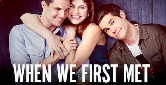 When we first met romantic movie on netflix