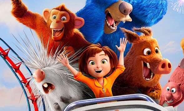 Wonder Park one of the animated movies on Amazon Prime