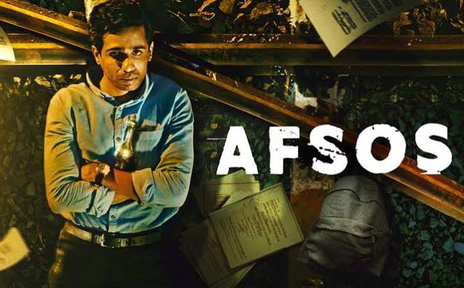 Best Indian Series on Amazon Prime is Afsos