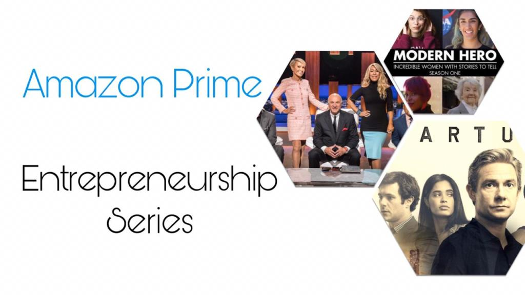 Best Series for entrepreneurs on amazon prime