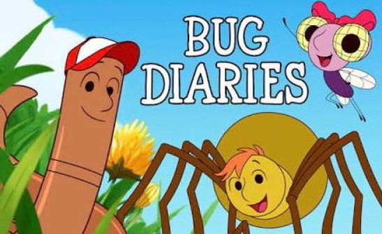 Bug Diaries amazon prime original animated series