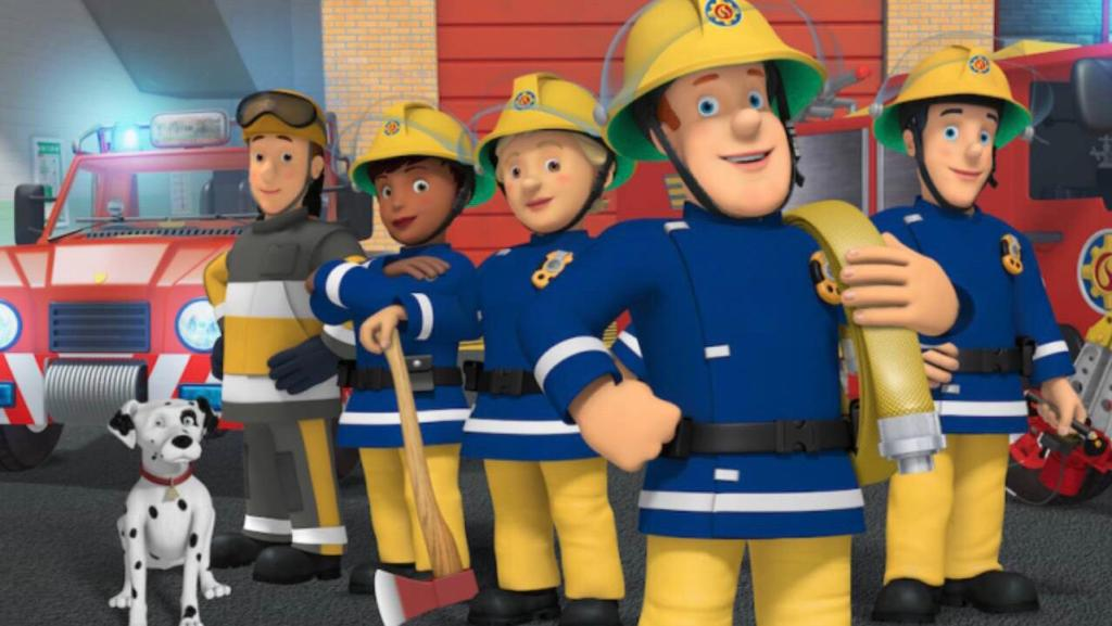Fireman Sam Show on Amazon Prime