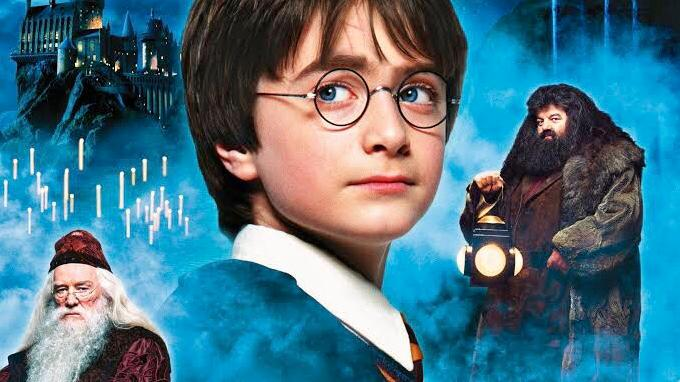 Harry Potter movie on Amazon Prime for 10 year olds