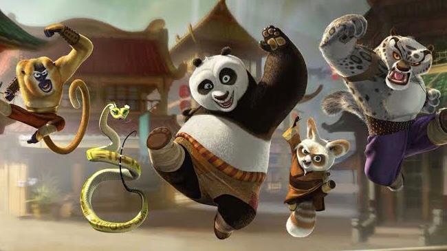 Kung Fu Panda movie on amazon prime
