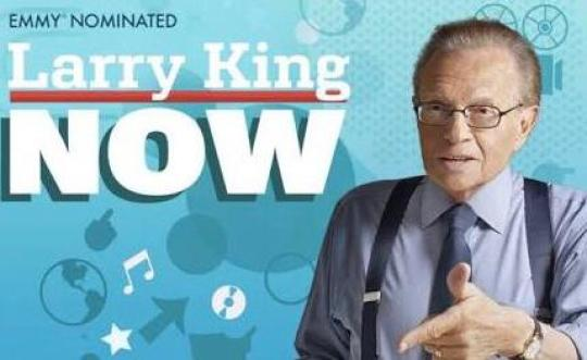 Larry King Now show for entrepreneurs on Amazon Prime