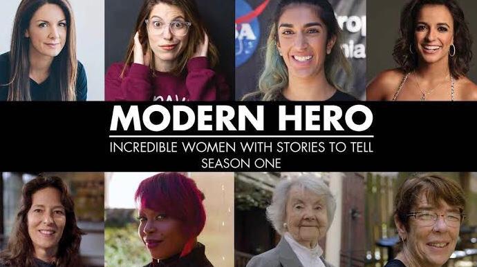 Series for entrepreneurs on amazon prime Modern Hero