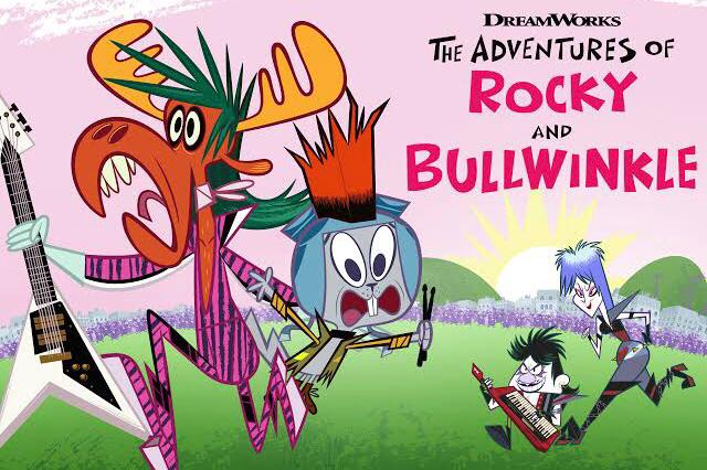 The Adventures of Rocky and Bullwinkle amazon prime