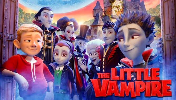 The Little Vampire movie on Amazon Prime for Tweens