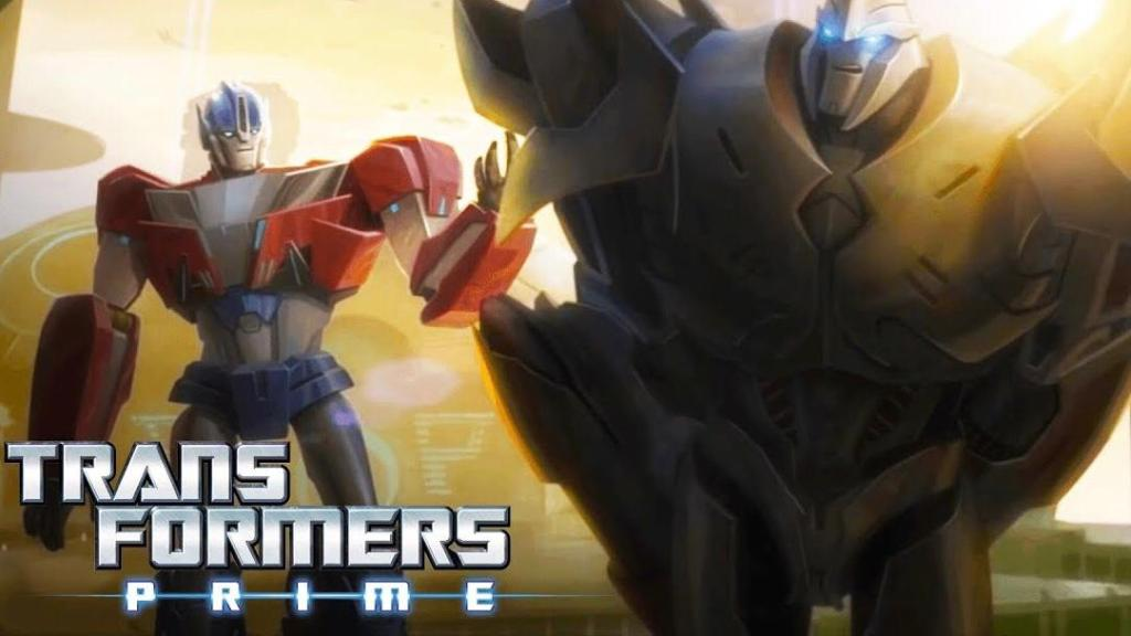 Transformers Prime show for 11-12 year olds on amazon prime