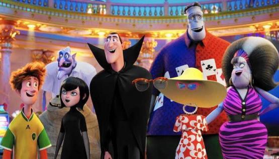 Cartoon Movie on Netflix Hotel Transylvania