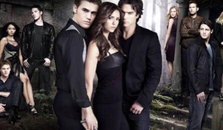 The Vampire Diaries best romantic tv series amazon prime