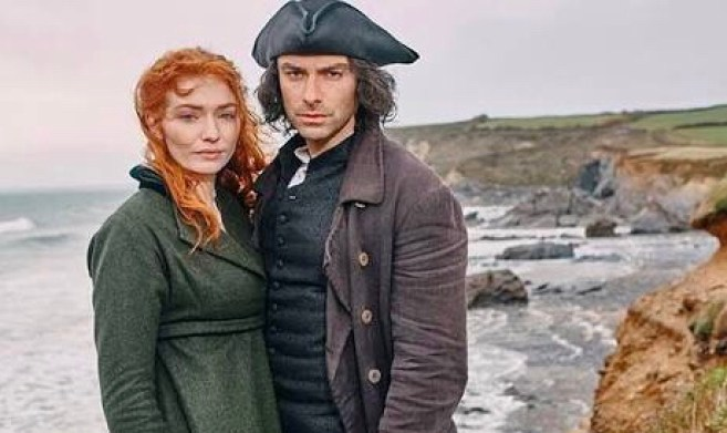 Poldark series on Amazon Prime