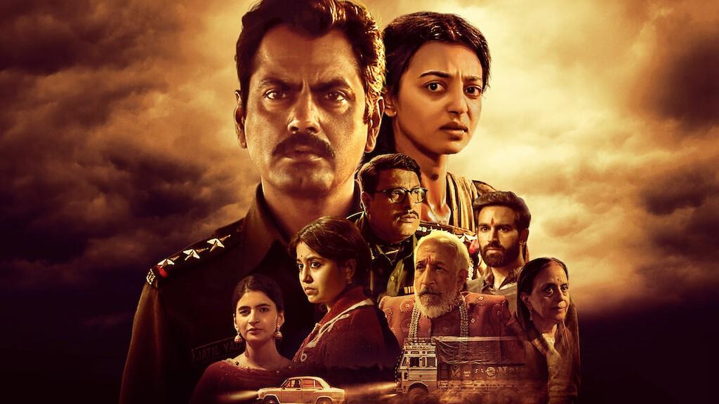 Netflix Original Hindi Movie Raat Akeli Hai