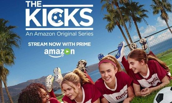 Clean show on amazon prime The Kicks