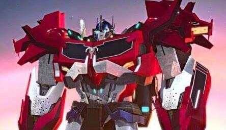 Transformers Prime clean show on amazon prime