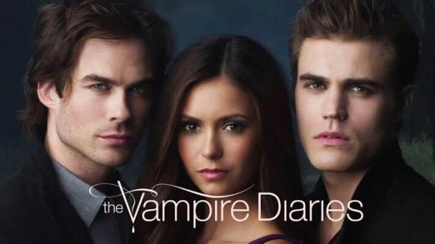 The Vampire Diaries Fantasy Show on Amazon Prime