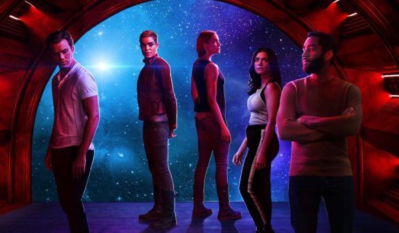 Another Life Netflix Original Sci-fi Series