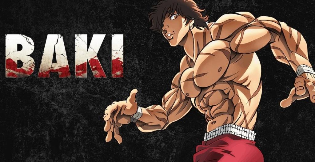 Best Netflix Original Anime is Baki