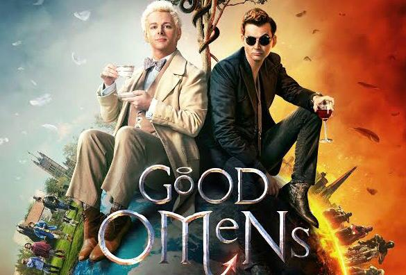 Best Fantasy Series on amazon Prime Good Omens