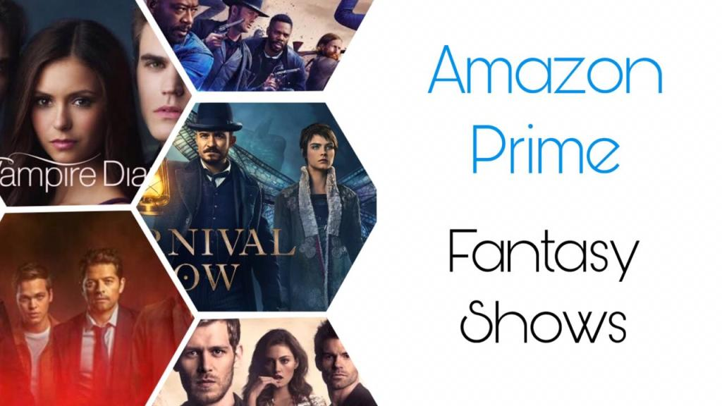 Best Fantasy Shows on Amazon Prime Video