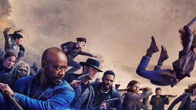 Fear The Walking Dead Fantasy Show amazon prime