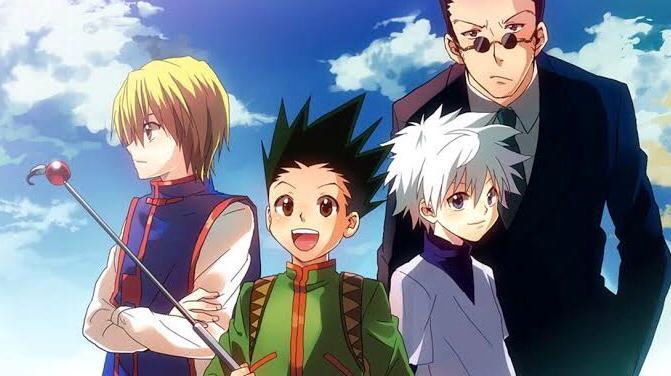 Hunter X Hunter English Dubbed anime on netflix