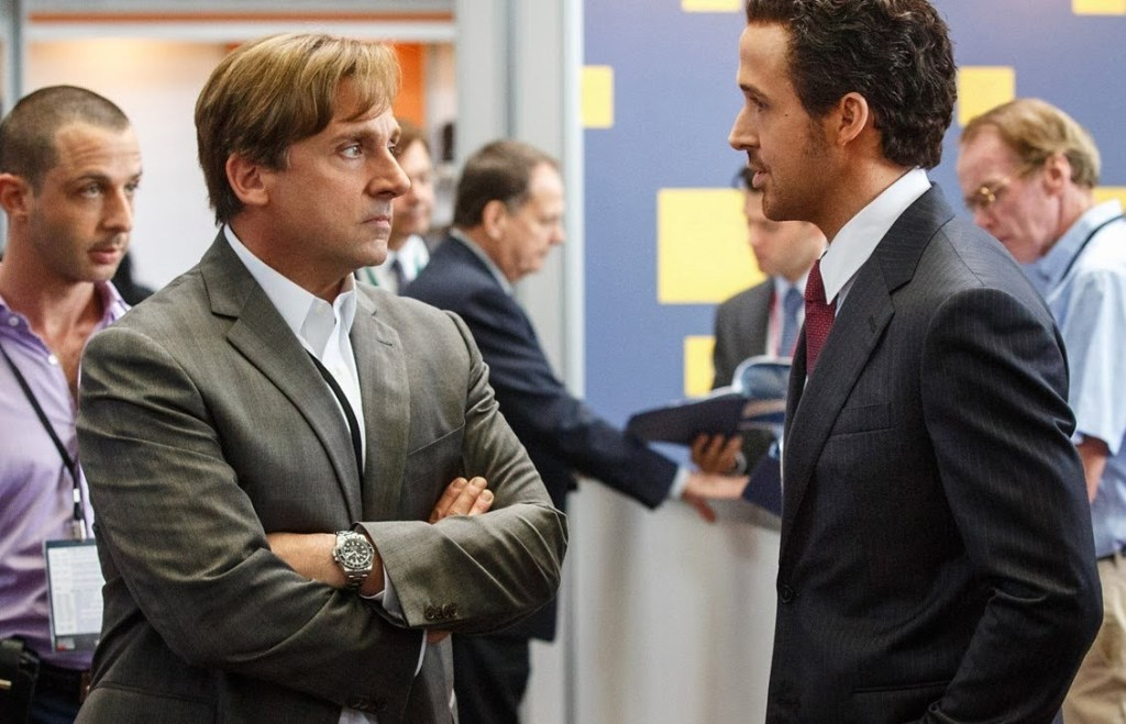 Best movie for entrepreneurs on Netflix is The Big Short