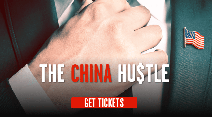 The China Hustle best movie on Netflix for entrepreneurs