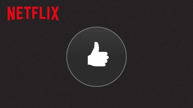 Netflix va a reemplazar al sistema de puntaje con estrellas